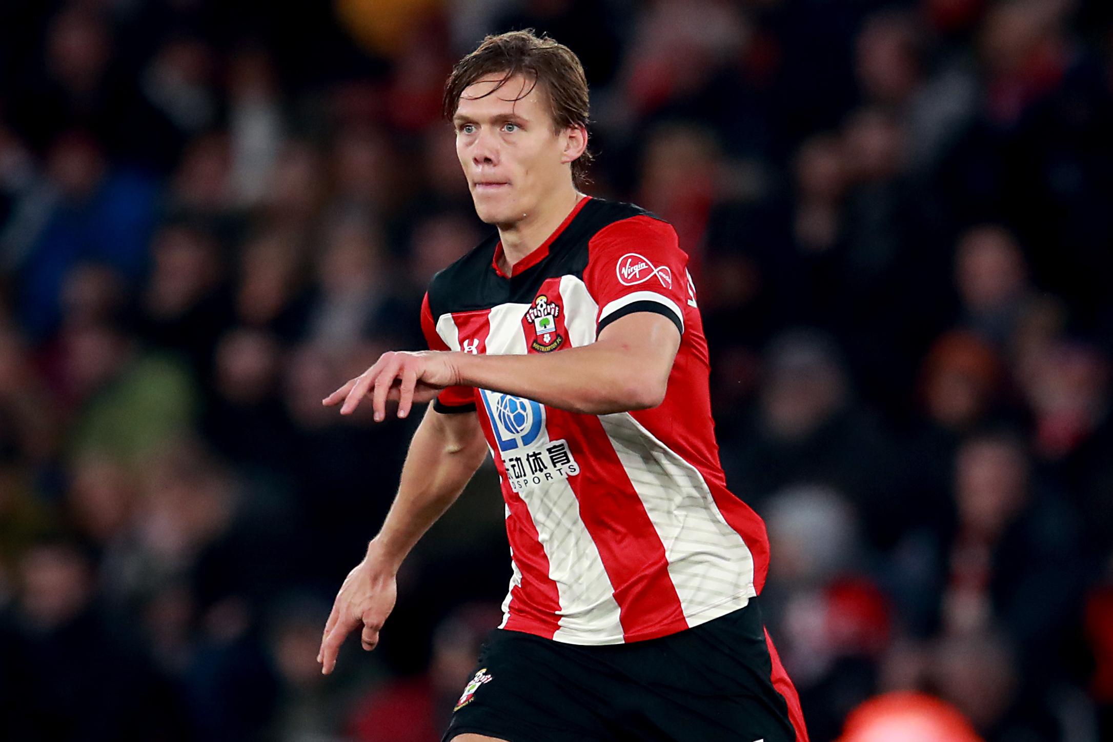 'I definitely see myself staying at Saints' - Jannik Vestergaard hopeful of 'bigger role' this season