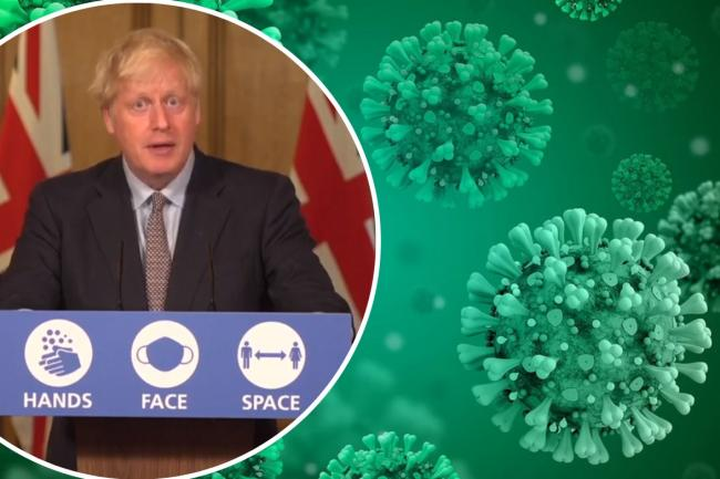 Boris Johnson says second wave is hitting UK - and speaks out on a second national lockdown. Picture: Newsquest