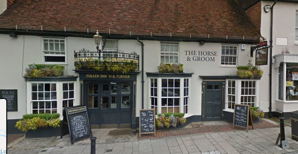 Alresford The Horse And Groom Manager Died After Fall Daily Echo