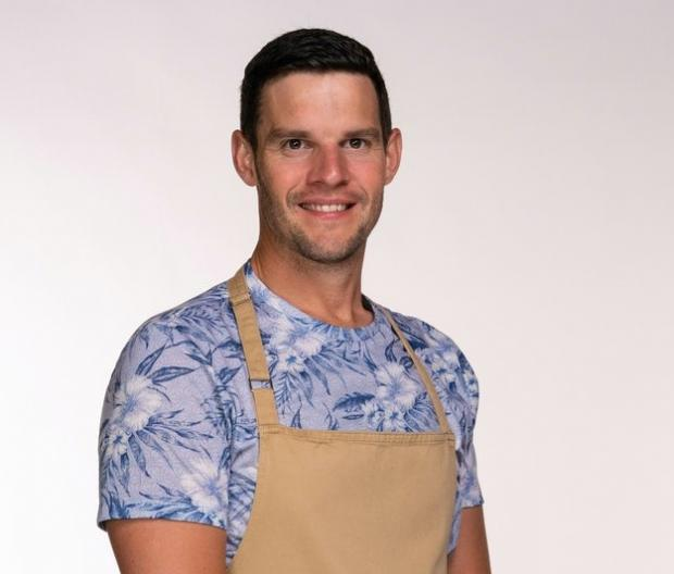Daily Echo: Dave is among contestants for The Great British Bake Off (C4/Love Productions/Mark Bourdillon)