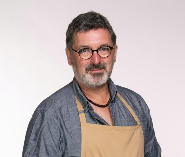 Daily Echo: Marc is among the stars of this year's The Great British Bake Off (C4/Love Productions/Mark Bourdillon)