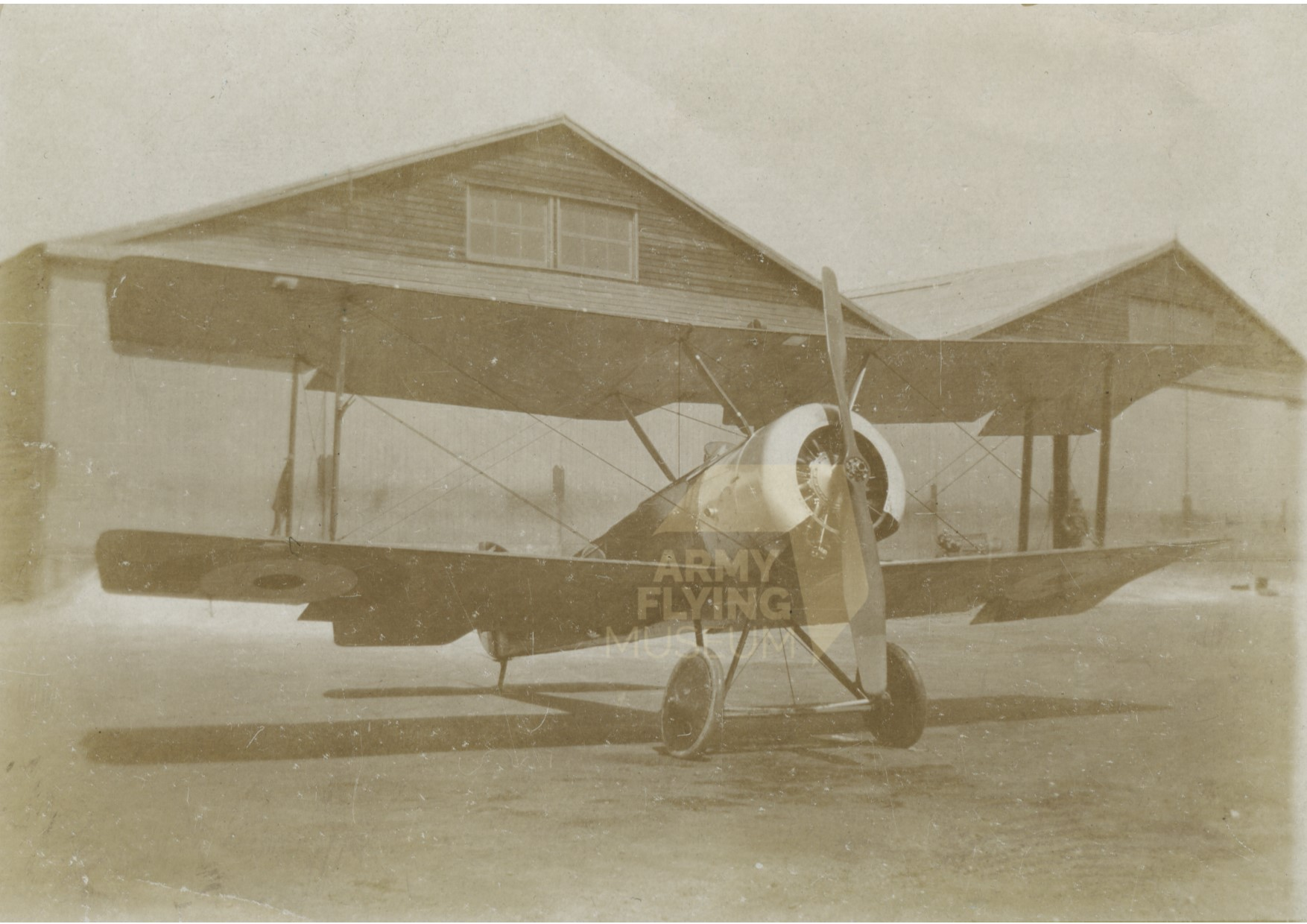 The Royal Flying Corps: The Army in the Air in the First World War (Online Lecture)