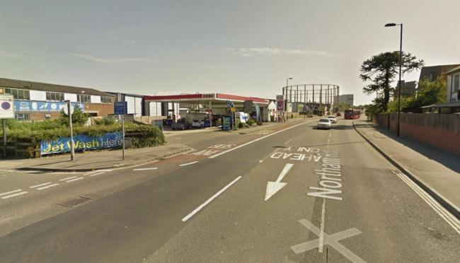 Three arrested after police pull over car and moped in Southampton