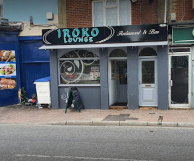 Iroko Lounge in Onslow Road, Southampton has had its licence temporarily suspended. Photo: Google.