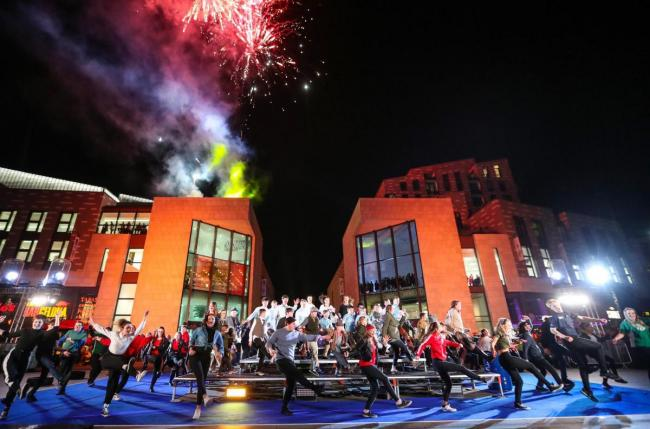 opening of southampton Cultural Quarter