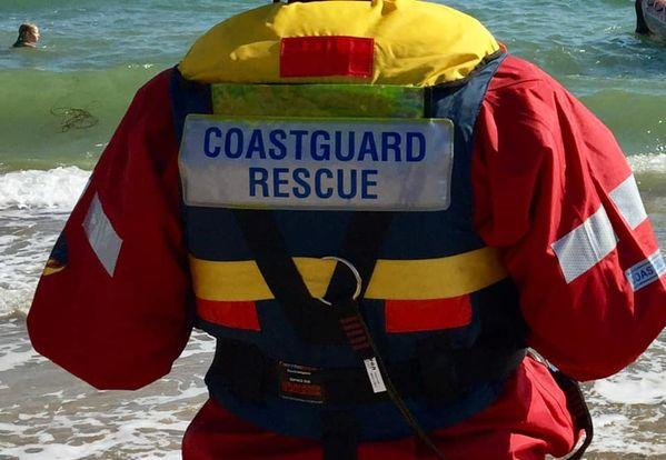 'Don't get cut off by the spring tides': Coastguards warning over high tides this weekend