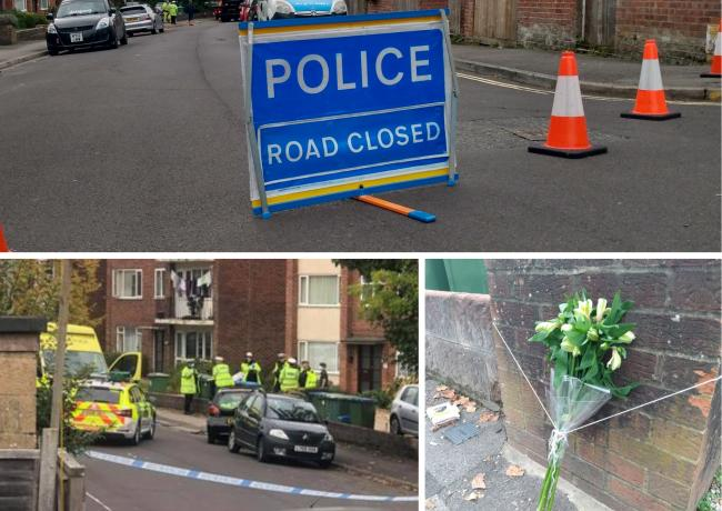 UPDATE: Eight police cars and three ambulances shut off Southampton road