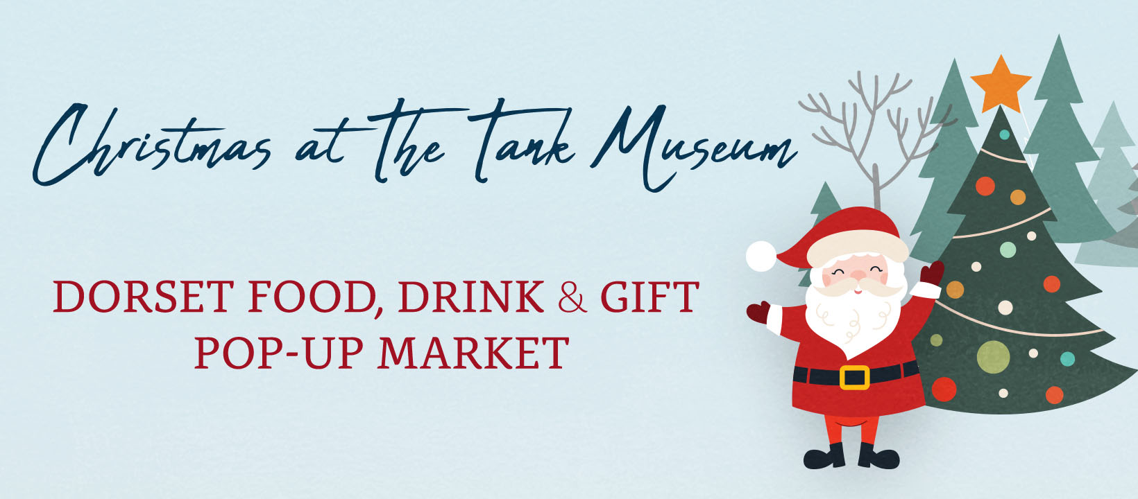 Christmas at The Tank Museum