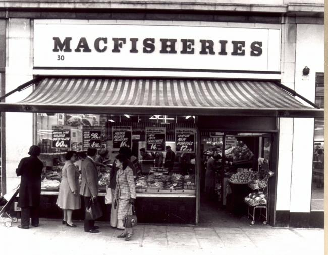 ARCHIVE PIC OF THE DAY: Do you remember this long lost shop?