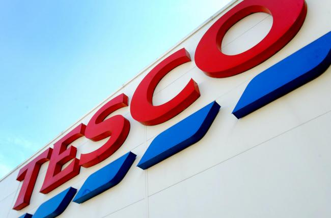 Tesco apology over item limits