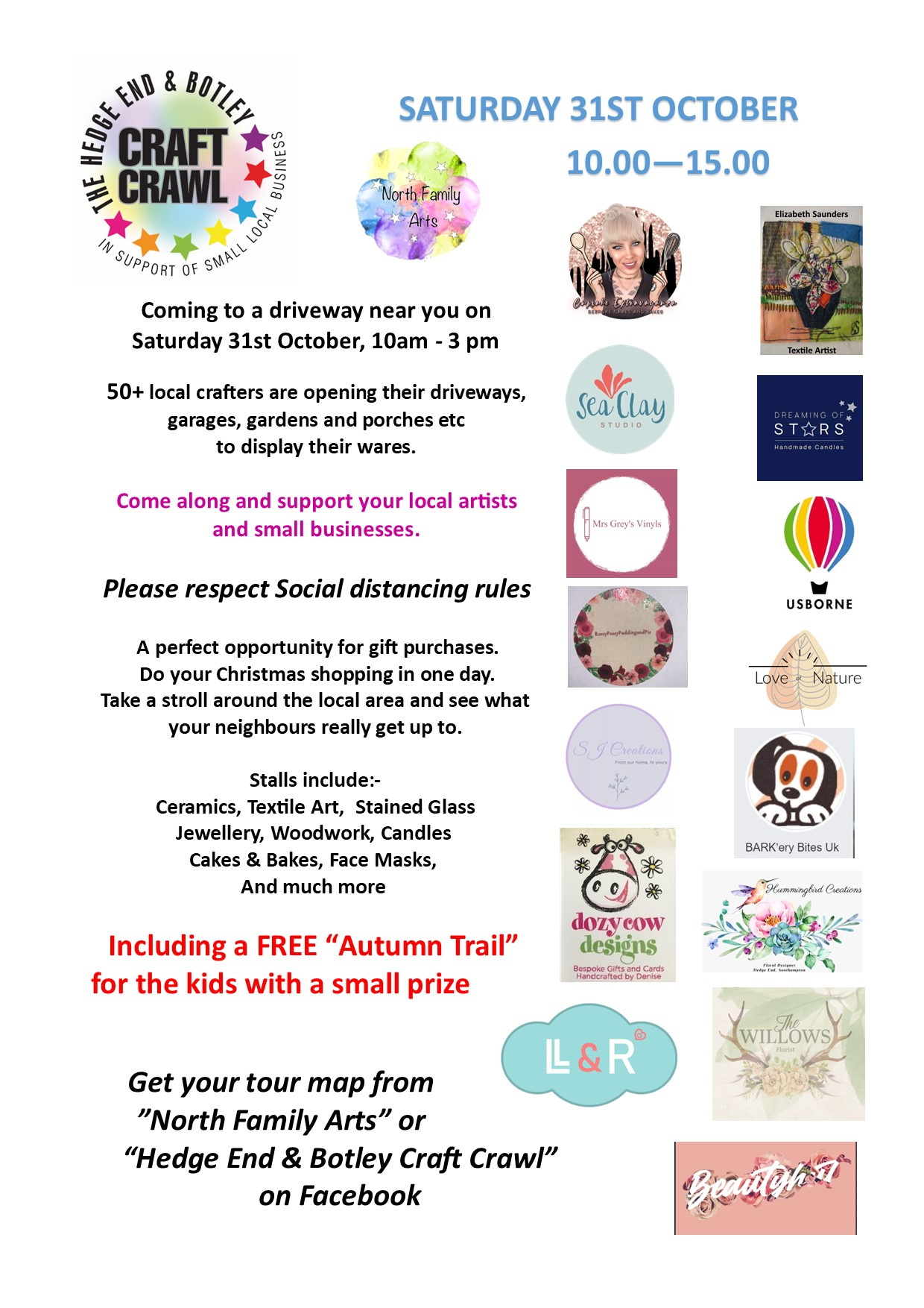 Hedge End and Botley Craft Crawl