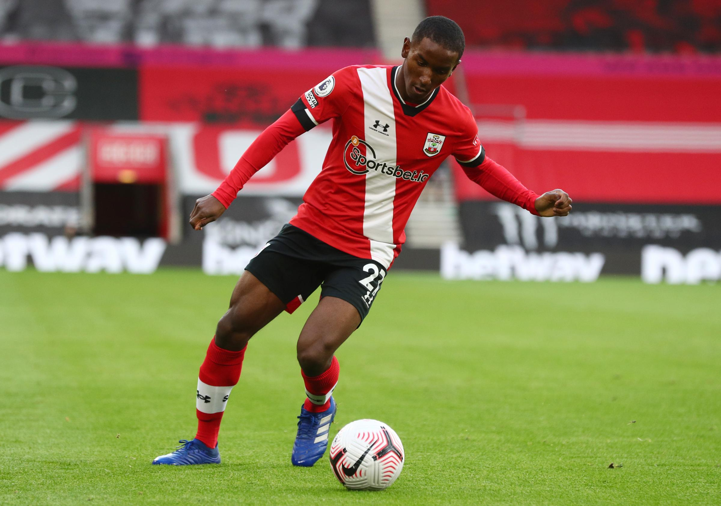 Diallo plays 90 minutes in Saints' B team defeat