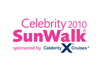 Celebrity Sunwalk logo