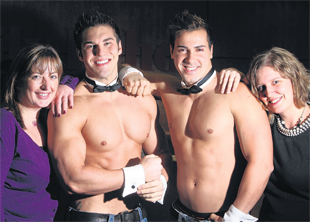 Alex castillo chippendale naked your