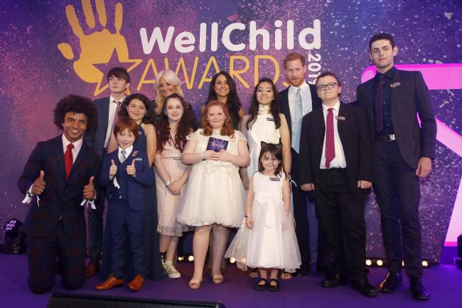 Nominate for the 2021 WellChild Awards . Photo: Andrew Higgins/Thousand Word Med