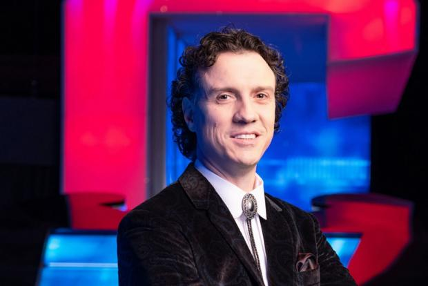Daily Echo: The new Chaser, Darragh 'The Menace' Ennis. Picture: ITV