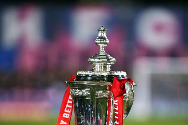 File photo dated 08-11-2019 of a general view of the FA Cup trophy. PA Photo. Issue date: Thursday January 9, 2020. The betting companies who had streaming rights for the FA Cup have said they are happy for IMG to offer these rights to the Football Associ