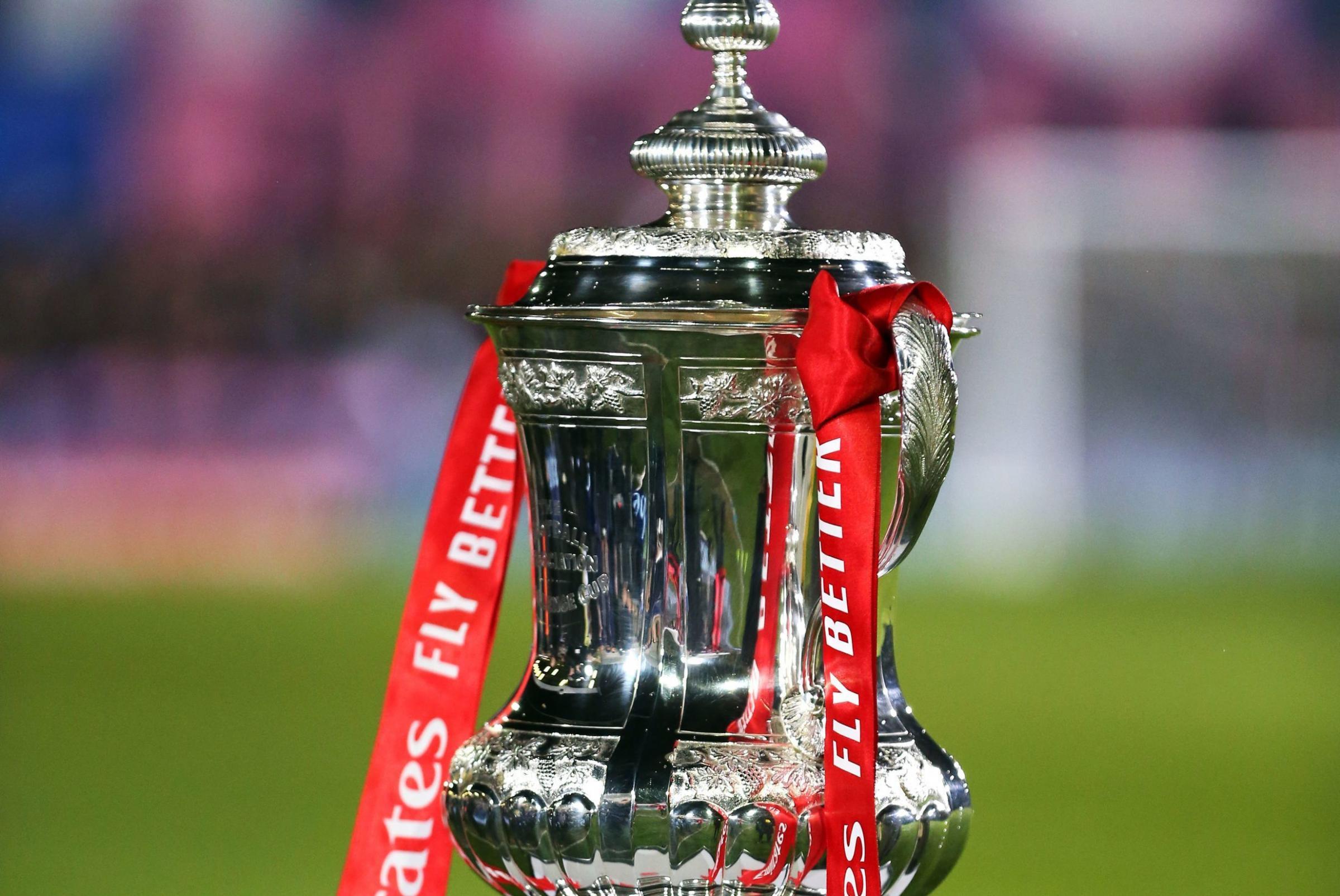 Saints set to host Shrewsbury in FA Cup third round