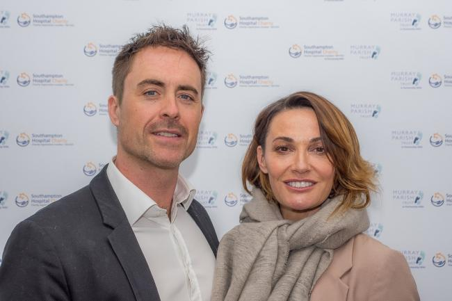 James Murray and Sarah Parish of The Murray Parish Trust have launched the Calm Space Appeal