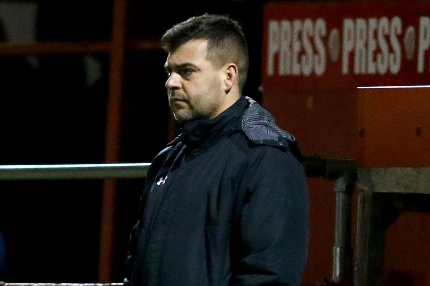Horseman: Saints B missed an opportunity against Brighton