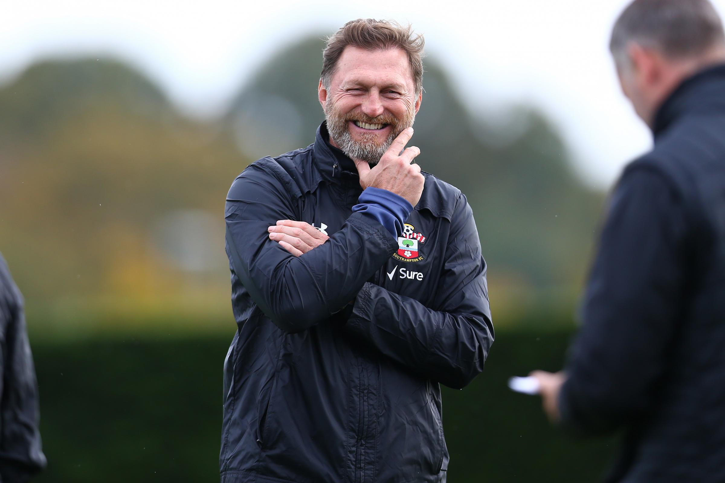 How to win a chance for a video call with Ralph Hasenhuttl