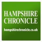Daily Echo: Green website logo for Hampshire Chronicle
