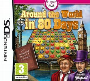 'Around the World In 80 Days' For The Nintendo DS.