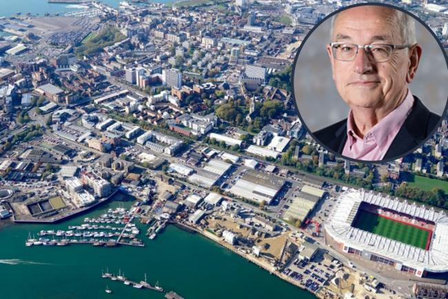Southampton city councillor Gordon Cooper has praised council investment in the city