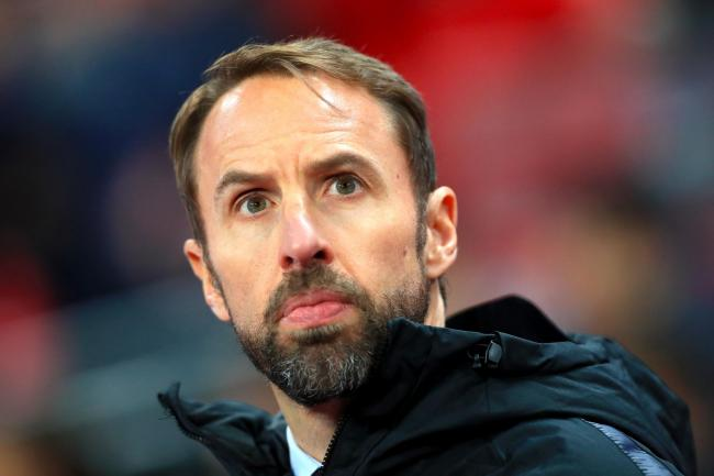 File photo dated 14-11-2019 of England Manager Gareth Southgate..