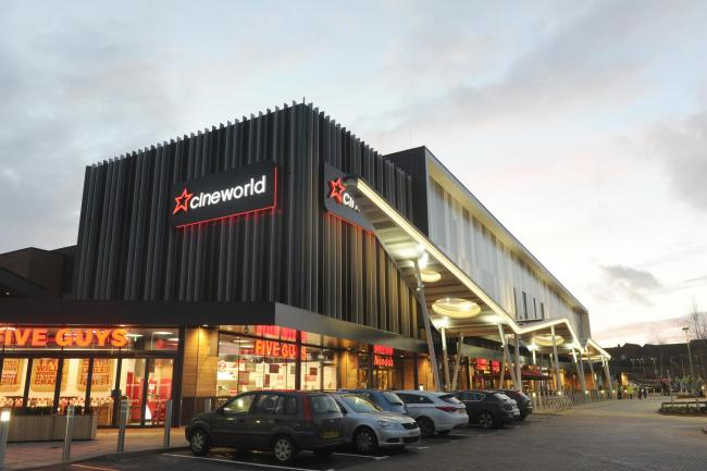 Cineworld at Whiteley