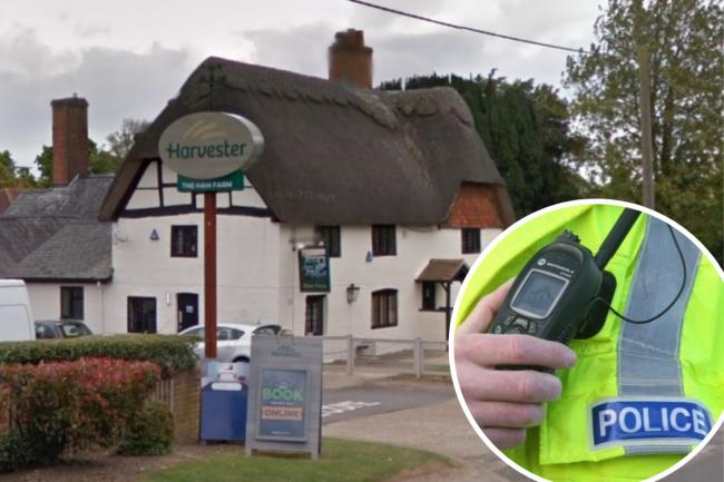 Man charged after break-in at Ham Farm Harvester, Eastleigh.