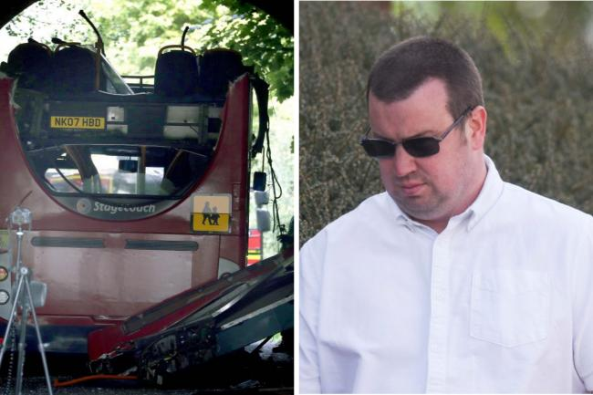 Southampton driver appears in court accused of seriously injuring children in bus crash