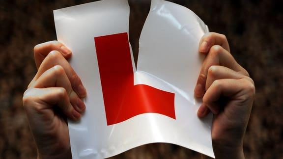 7 resources to help you pass your driving test first time. (PA)