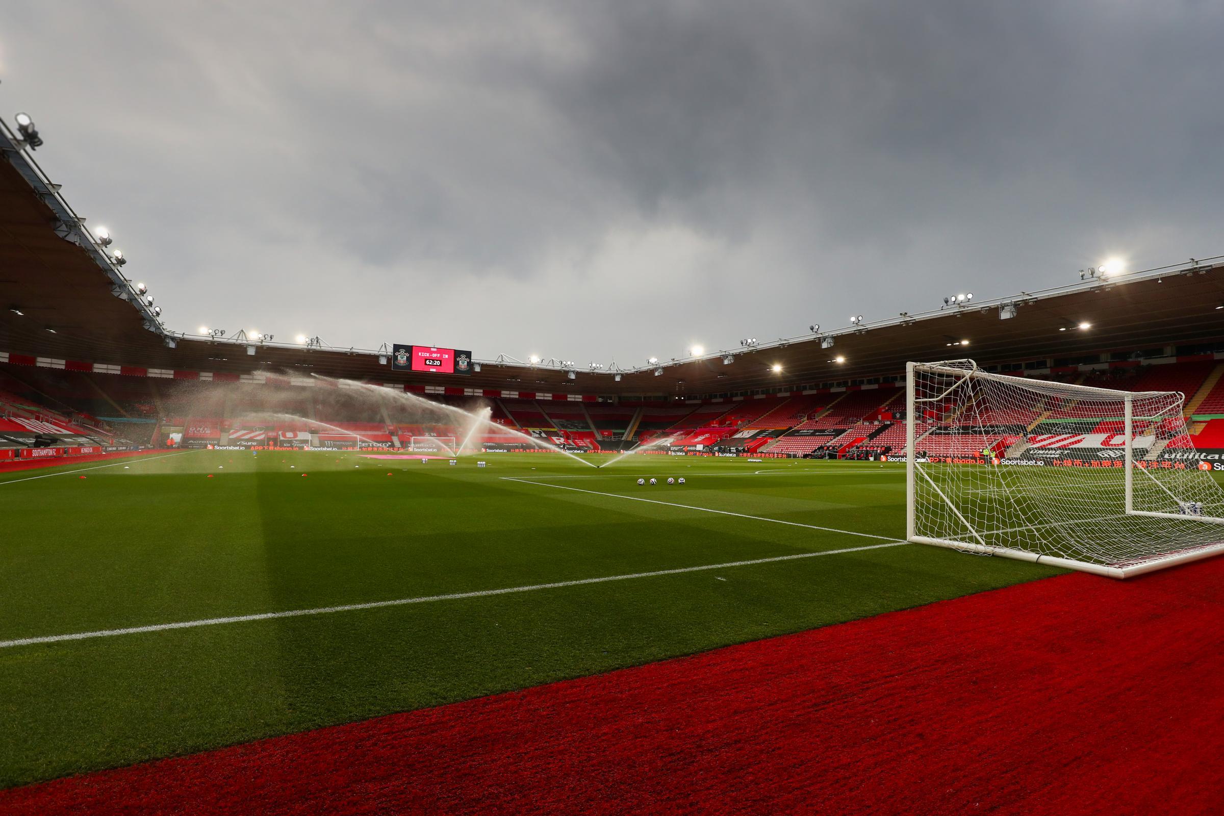 Premier League: Saints v Leicester City live match updates