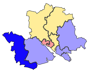 New Forest West Constituency