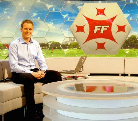Dan Walker on Football Focus