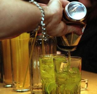 How would you deal with binge drinking?