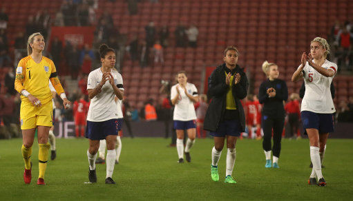 England's Lionesses to return to St Mary's next month