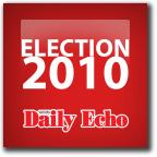 Election 2010 with the Daily Echo