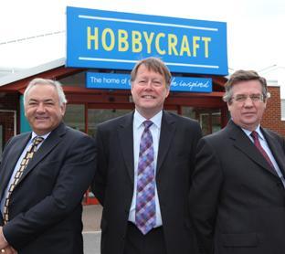 Brains Behind Hobbycraft Deal Daily Echo