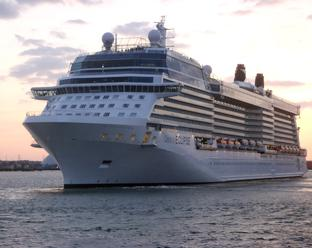 Celebrity Eclipse hit by nororvirus