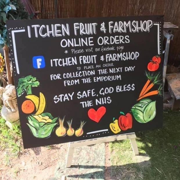 Daily Echo: Photo: Itchen Fruit & Farm Shop