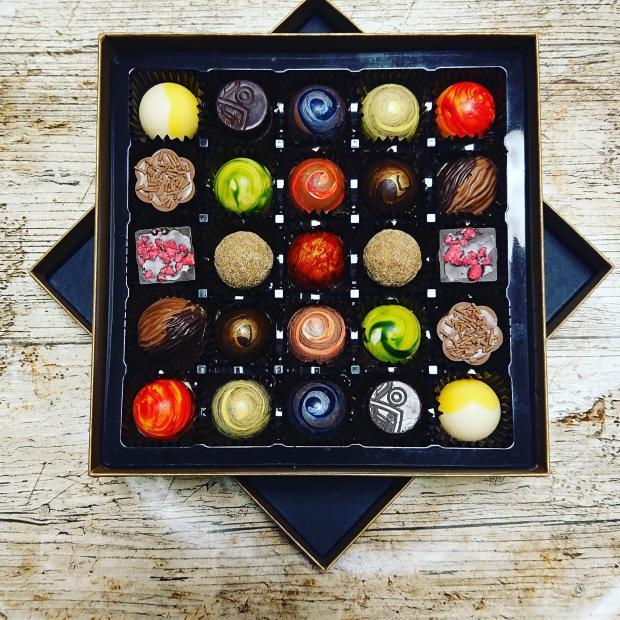 Daily Echo: Photo: Fredericks Chocolates