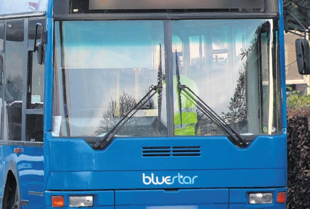 Bluestar is scrapping most of its night services after this weekend