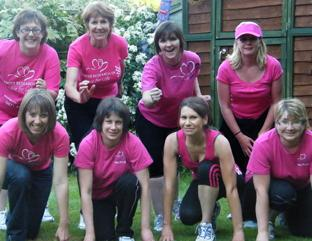 MY RACE FOR LIFE STORY: Rebecca Cook