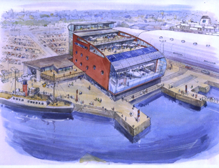 Multi-million pound docks vision