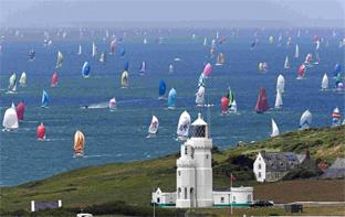 Daily Echo: Sails are set for great Round the Island Race