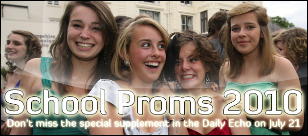 School Proms 2010 from the Daily Echo