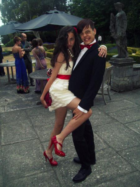 Noadswood School Prom 2010 - sent in by Alexandra Harris.