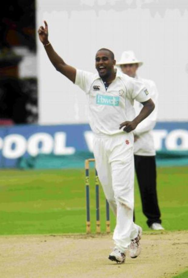 Masacrenhas set for Hants reurn